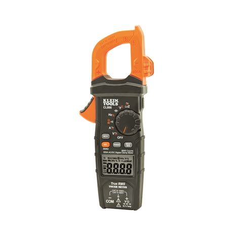 Kyoritsu 2433r Digital Cl Meter digital cl meter ac dc auto ranging cl800 klein tools for professionals since 1857