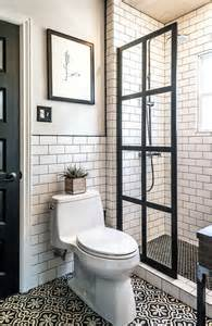 Small Bathroom Ideas 20 Of The Best Www Southerntiles De Wand Liso Blanco 7 5x15 Cm Boden Zementfliesen Dekor Provencal Schwarz