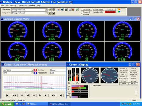 Auto Tuning Software by Nissan Tuning Software
