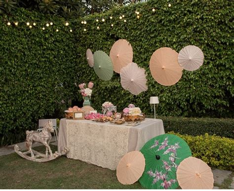 baby shower outdoor decorations sunset baby shower baby shower ideas themes