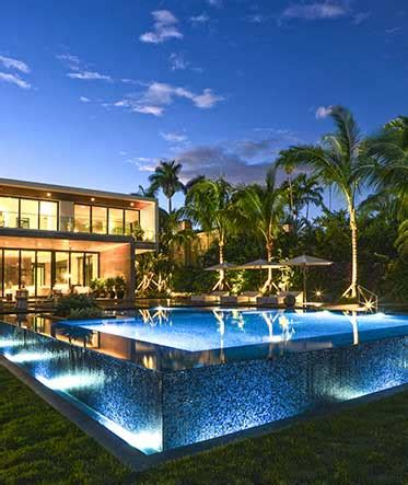 pool deck lighting fort lauderdale landscape lighting designers paradise