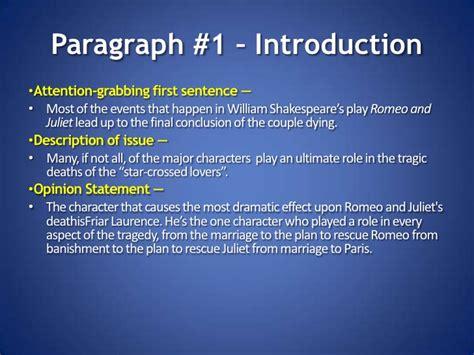 argumentative essay introduction paragraph what makes a good