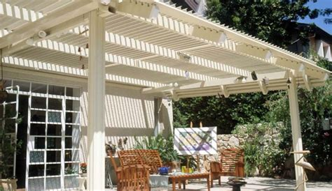louvered awnings shade and shutter systems inc new
