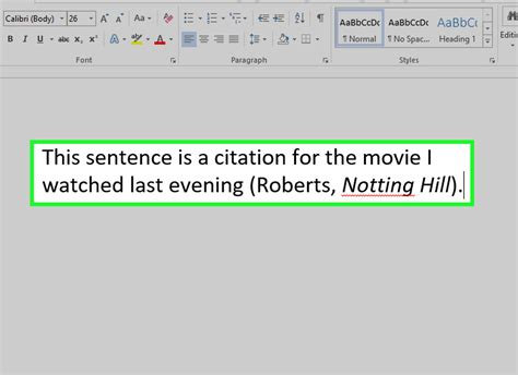 film mla in text citation 3 ways to cite a movie using mla style wikihow