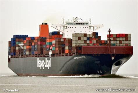 express new york new york express type of ship cargo ship callsign