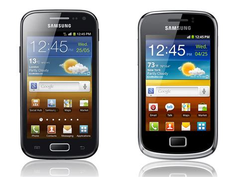 Samsung Galaxy Ace 2 samsung galaxy ace 2 and mini 2 announced mystery soc within