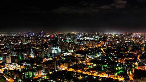 noche en santo domingo lia imagen de las ciudades y - Escritorio Santo Domingo