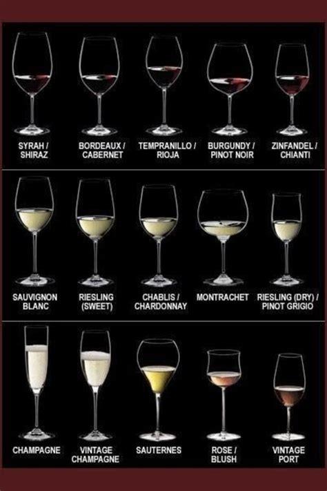 types of barware types of wine glasses pinterest world magazine pinterest