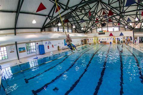 pool rope swing fernie aquatic centre