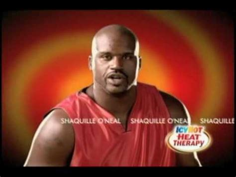 icy hot commercial youtube shaquille o neal icy hot 2 mp4 youtube