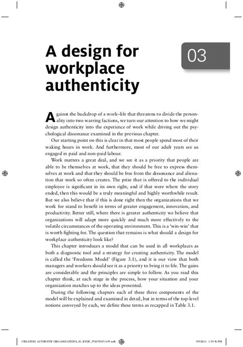 authentic biography meaning creating authentic organizations bringing meaning and