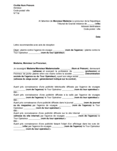 Lettre De Motivation De Voyage Modele Lettre De Motivation Stage Agence De Voyage Document