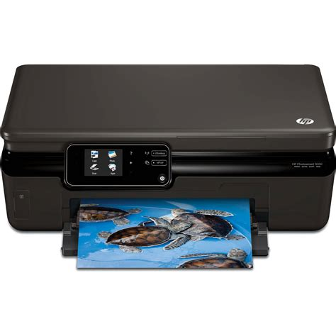 Printer Hp Photosmart 5510 hp photosmart 5510 e all in one color inkjet printer cq176a b1h