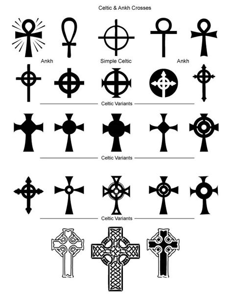 simple celtic cross tattoos celctic pictures celtic crosses pictures pics