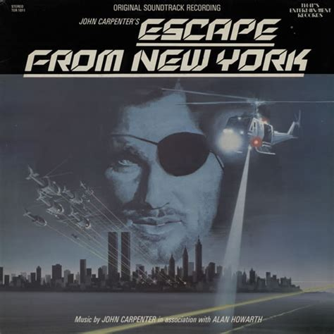 theme music escape from new york john carpenter in concert halloween 2016 in london and