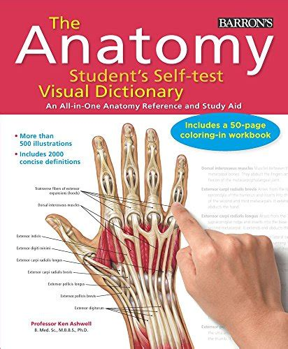 the anatomy student s self test coloring book pdf 5 awesome anatomy coloring books