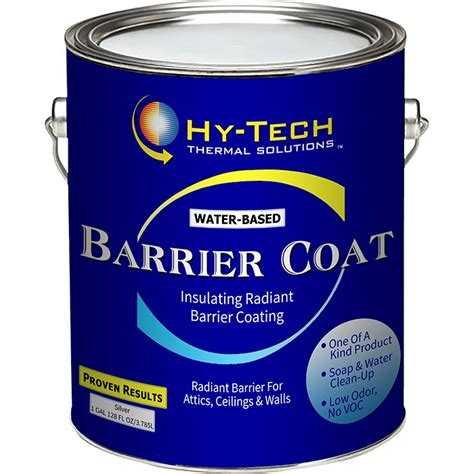 insulating exterior paint radiant barrier paint