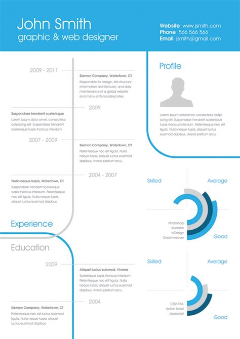 best resume template 2014 25 best free professional cv resume templates 2014