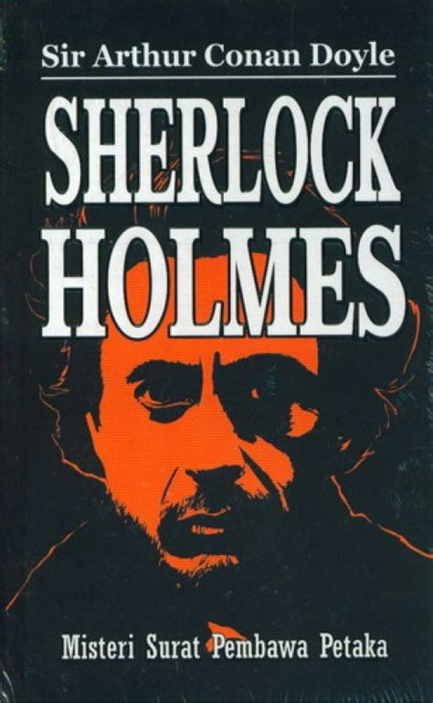 Buku Novel Kisah Sherlock bukukita sherlock misteri surat pembawa petaka