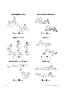 no equipment workout for home no equipment