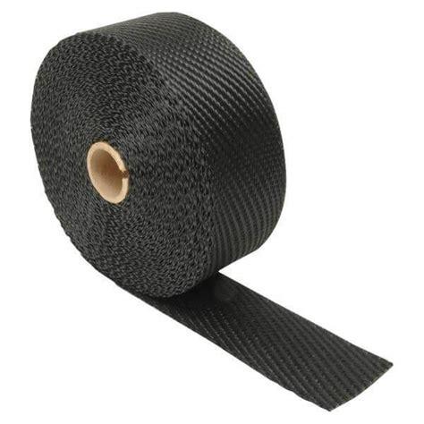 design engineering header wrap design engineering inc black titanium exhaust wrap