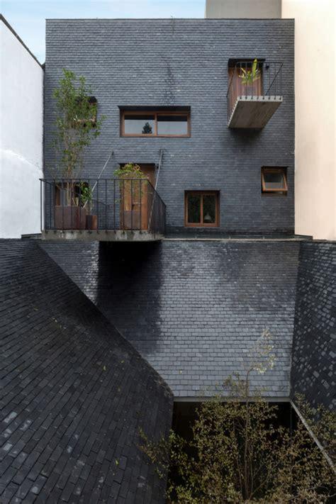 tim hooper roofing lightwell house