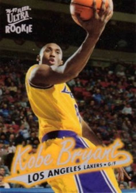 Basketball Cards Ultra 1996 On The Block Shawn Kemp 129 complete bryant rookie cards guide checklist