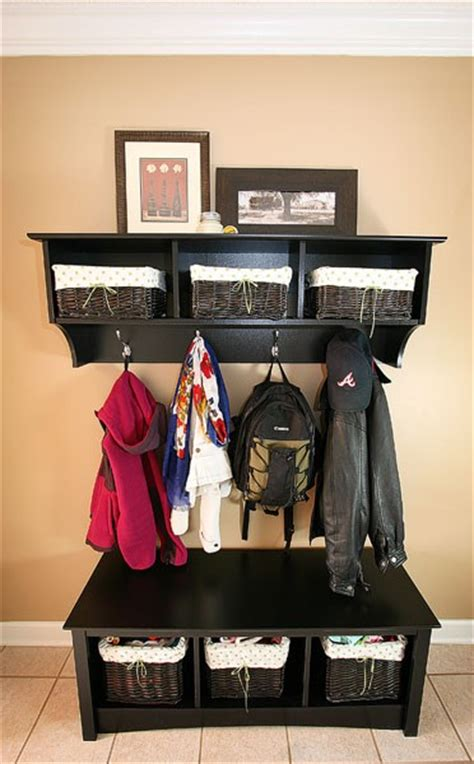 entryway backpack storage 25 school bag storage ideas the organised housewife