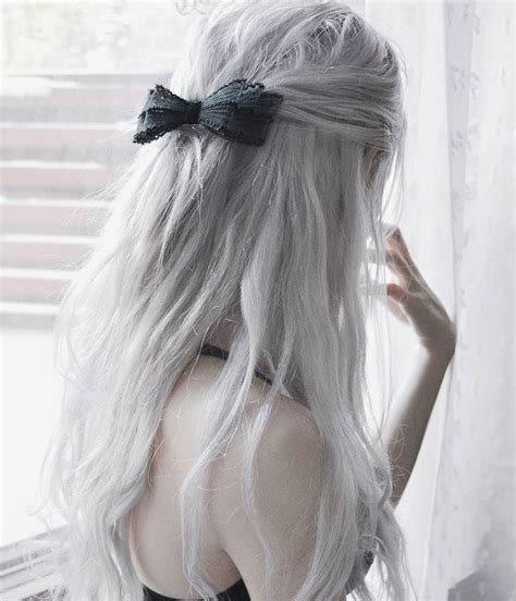 illusion braid by lena rogovaya best 25 silver wigs ideas on pinterest ombre hair dark