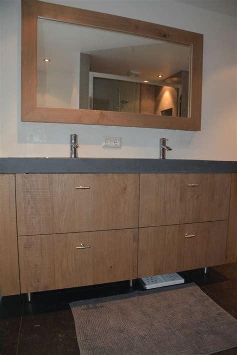 badkamermeubel landelijk modern badkamermeubel hout beste inspiratie voor huis ontwerp