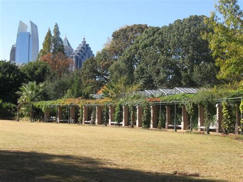 Piedmont Park Botanical Gardens Piedmont Park And Atlanta Botanical Gardens From My Trip