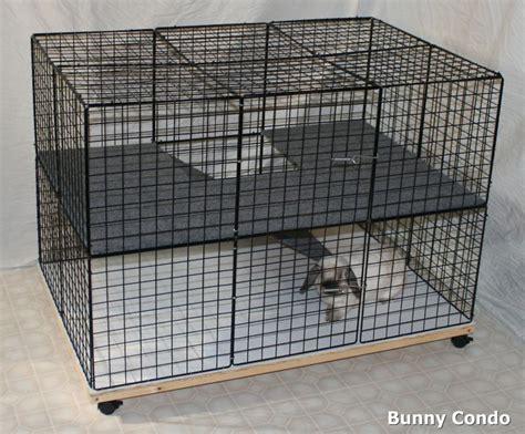 Handmade Rabbit Hutches For Sale - indoor rabbit bunny condo cage handmade pen home hutch