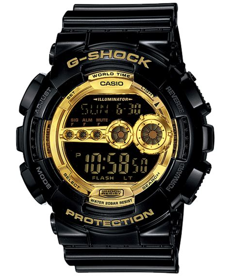 Casio Original 100 Gd 100 1a gd 100gb 1 special color models g shock timepieces