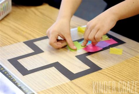 How To Make Paper Glass - stained glass cross lenten craft