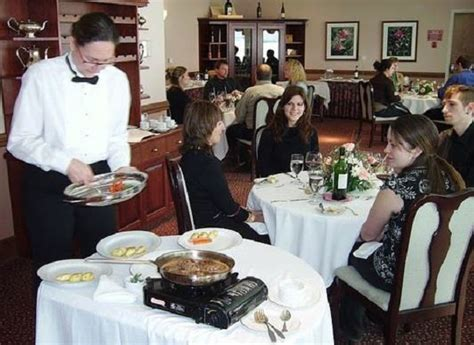 table service definition food and beverage services types of service