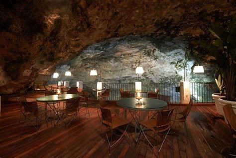 grotta palazzese hotel restaurant built inside this italian cave might be the
