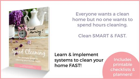 how to clean the house fast speed cleaning ebook keep calm get organised