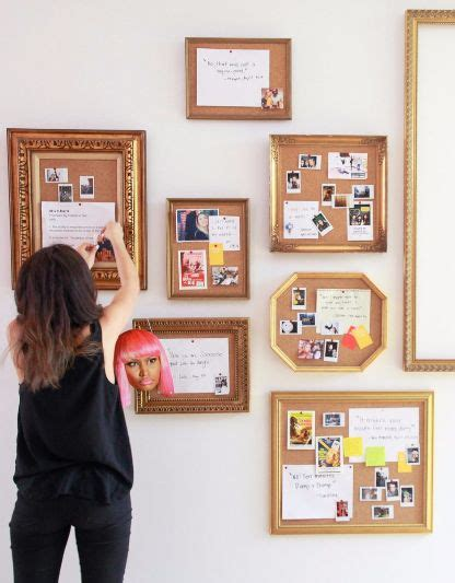 cork board ideas for your home and your home office 22 exceptional diy bulletin board ideas to rev your