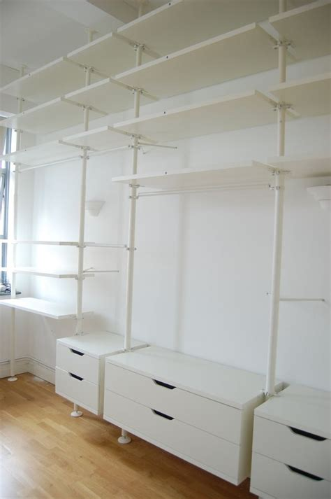 ikea stolmen wardrobe oh god i want this so bad more motivation to save for a