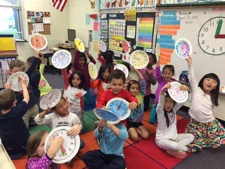 roberts  grade math class ces kindergarten