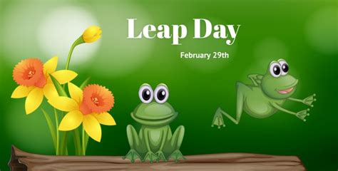 leap day        celebrated