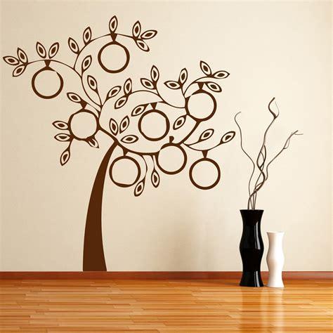 modern family tree wall sticker family wall art