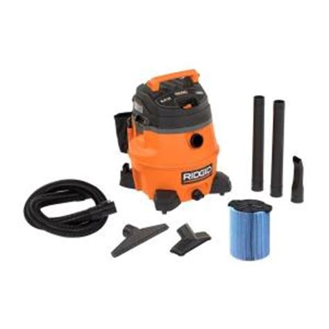 ridgid 14 gal professional vacuum wd1450 the