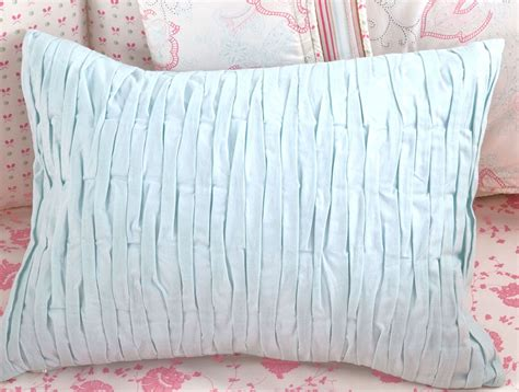 Smocked Pillow by Custom Smocked Throw Pillow By Elizabeth Allen Atelier