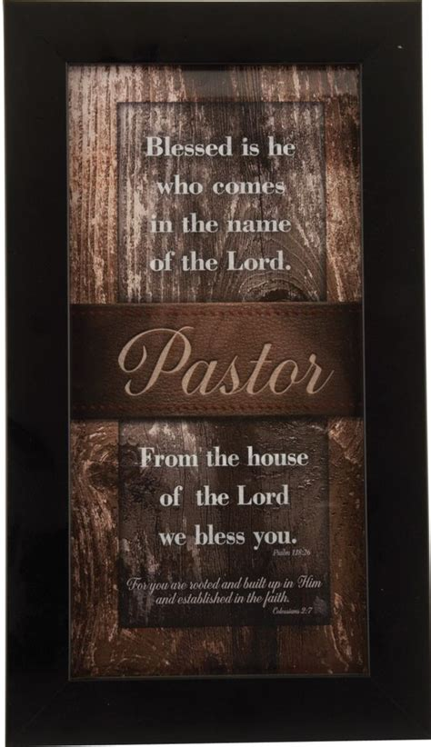 themes in this blessed house quot this blessed is he framed wall art makes an excellent