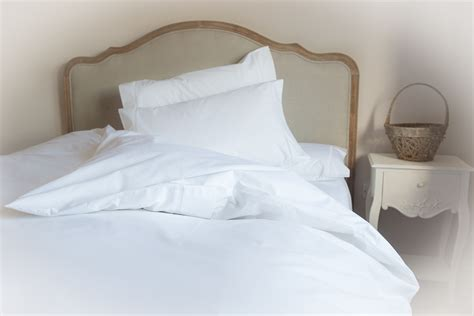 organic bedding ladder stitch organic cotton duvet cover white fou furnishings