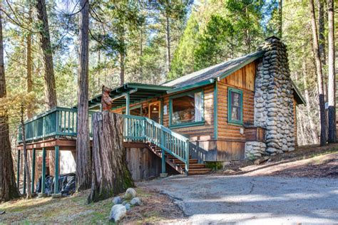 Yosemite Friendly Cabins by The Redwoods In Yosemite Cabin In Weekend Sherpa