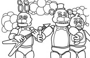 fnaf coloring pages freddy 1000 images about coloring pages for niko on