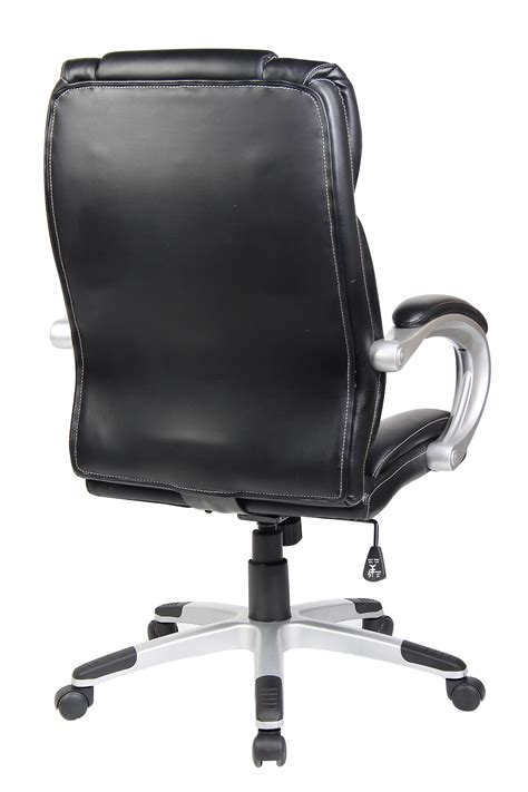 high quality leather office chairs high quality luxury pu leather executive office chair in
