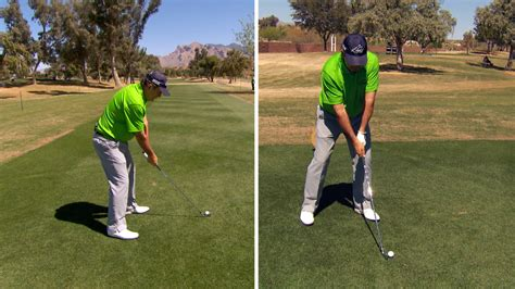 david frost golf swing golf practice drills tips routines golf channel